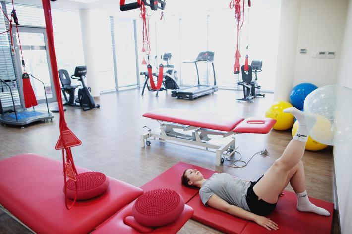 Reha - fitness