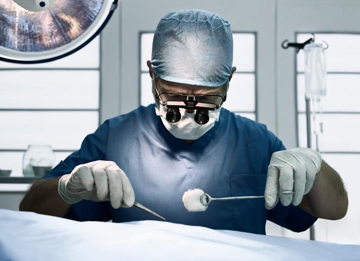 Kleininvasive Chirurgie der Wirbelsaule – stationäre Abteilung, Tagesklinik
