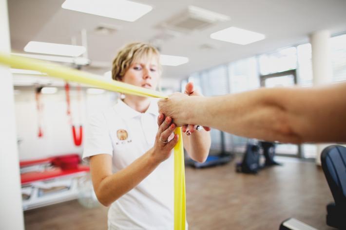Rehabilitation der Leistungssportlern
