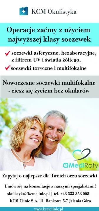 Okulistyka -Oddział Chirurgii 1 Dnia, Hospitalizacja planowa