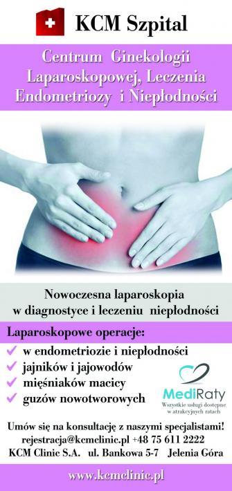Ginekologia laparoskopowa i leczenie endometriozy 3D