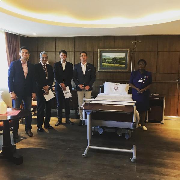 Nasz nowy Partner w Kenii - Narobi Hospital
