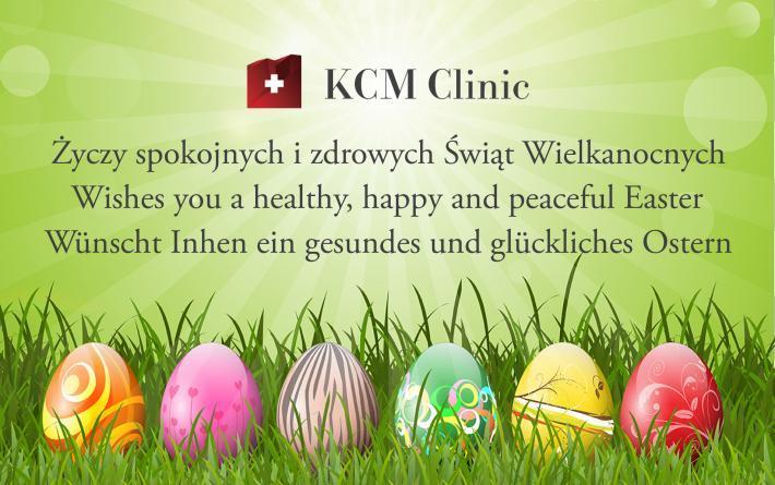 Życzymy spokojnych i zdrowych Świąt Wielkanocnych