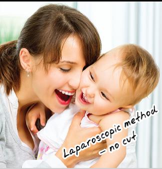 3D Laparoscopic Reversal Tubal Ligation package